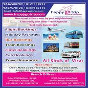 Happy Go Trip to explore happiness