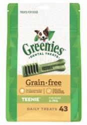 Buy Greenies Grain Free Teenie Dog Dental Treat 2-7 kg| Dog Food|