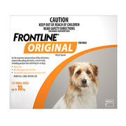 Buy Frontline Original Flea and Tick Treatment for Dogs|Pet Care