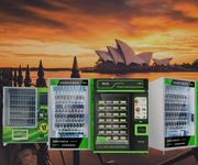 TCN Vending Machine Business for Sale