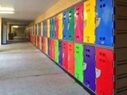 Colourful and Versatile Range of High School Lockers