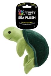 Buy Spunky Pup Sea Plush Turtle Online