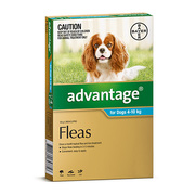 Buy Advantage For Medium Dogs Aqua Pack Online | Low Prices