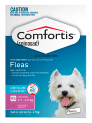 Buy Comfortis for Very Small Dogs Pink Pack at Lowest Price | Pet Food