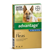 Buy Advantage For Extra Large Dogs Over 25KG 6 Pack Blue