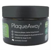 Buy Plaqueaway For Dogs & Cats 100 Gms   DiscountPetCare