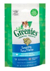 Buy Greenies Feline Dental Treats Tuna Flavour for Cats 60g  Dental