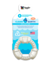 Buy Spunky Pup Clean Earth Recycled Ring Heavy Duty for Dogs  Toys