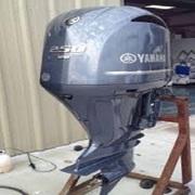 Used Yamaha 250HP 4 Stroke Outboard Motor Engine