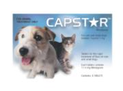 Capstar For Small Dogs & Cats | Flea & Tick Treatment