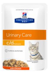 Buy Hill's Prescription Diet c/d with Chicken Cat Wet Pouch Online
