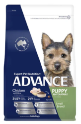 Buy Advance Puppy Growth Small Breed Chicken with Rice Dry Dog Food