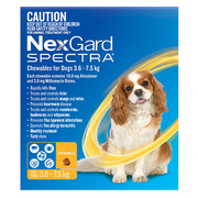 Nexgard Spectra For Small Dog Online | DiscountPetCare