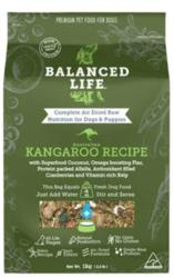 Buy Balanced Life Dry Dog Food Kangaroo Online-VetSupply