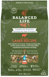 Buy Balanced Life Dry Dog Food Lamb Online-VetSupply
