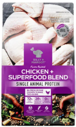 Buy Billy & Margot Dog Adult Morsels in Gravy Chicken with Superfood