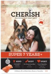 Buy Cherish Super 7+ Years Salmon And Chicken Dry Dog Food Online