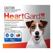 Buy Heartgard Plus Chewables for Small Dogs Upto 11kg Blue Pack