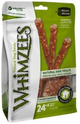 Buy Whimzees Veggie Sausage S Value Bag 28s Online-VetSupply