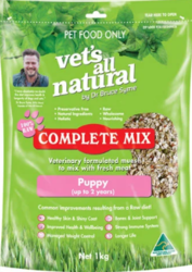 Buy Vets All Natural Complete Mix For Puppies Online-VetSupply