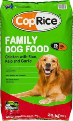 Buy CopRice Adult Family Chicken,  Veg & Brown Rice Dog Food Online