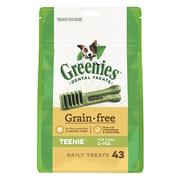 Greenies Grain Free Teenie Dog Dental Treats | DiscountPetCare