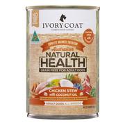 Ivory Coat Grain Free Adult Chicken & Coconut Oil Dog Food