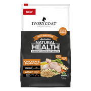 Ivory Coat Chicken & Brown Rice Adult Dog Food 18 Kg   DiscountPetCare