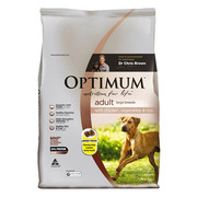 Optimum Large Breed Adult Chicken Dry Dog Food   DiscountPetCare