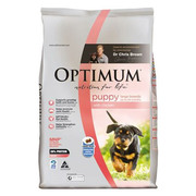 Optimum Puppy Large Breed Chicken Dry Dog Food   DiscountPetCare