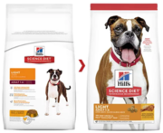 Hills Science Diet Chicken Meal And Barley Light Adult Dry Dog Food