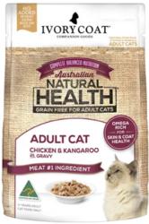 Buy Ivory Coat Cat Adult Grain Free Chicken and Kangaroo in Gravy