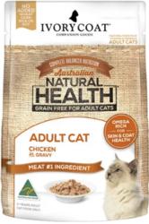 Buy Ivory Coat Cat Adult Grain Free Chicken in Gravy Online-VetSupply