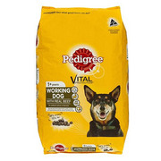 Pedigree Working Dog With Real Beef Food | DiscountPetCare