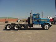 1998 International 9300 Winch Truck