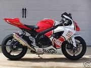 2007 Suzuki GSX-R 600 POWER BIKE